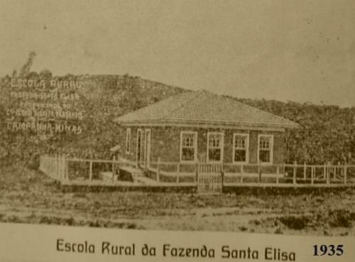 Escola - Faz.Santa Elisa