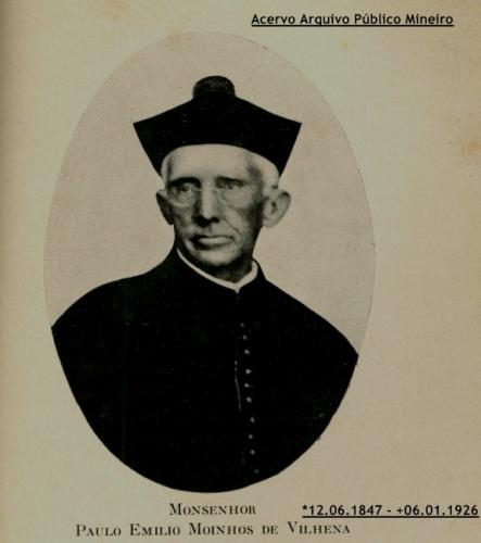 Mons.Paulo Emílio
